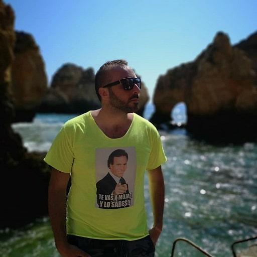 Elvio Esposito: my occupation
